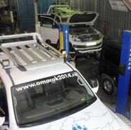 VW Amarok доработанный для экспедиции компанией ЕвроАвтоКлимат