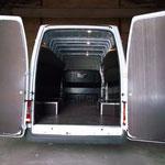 переоборудование фургонов
