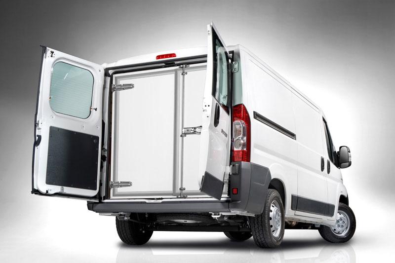 Холодильная камера для фургона