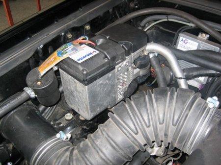 Webasto Thermo Top C – Топ-модель для лучших автомобилей