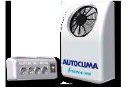 Накрышные кондиционеры для грузовых автомобилей Autoclima Fresco 3000